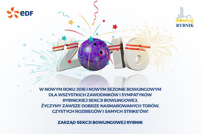 Życzenia na nowy 2016 rok